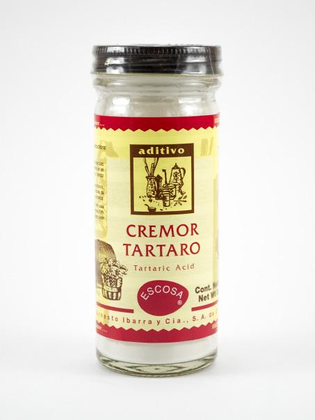 Resultado de imagen para Cremor tártaro.
