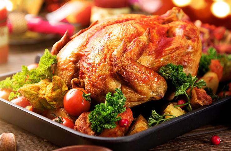 Como se prepara el pavo ahumado receta de relleno para for Como cocinar un pavo
