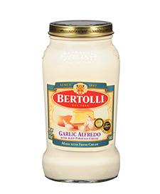 Garlic Alfredo