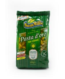 Pasta d' oro Sam Mills Codo Rallado
