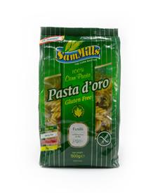 Pasta d' oro Sam Mills Espirales