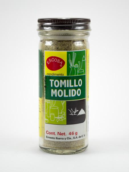 Tomillo Molido