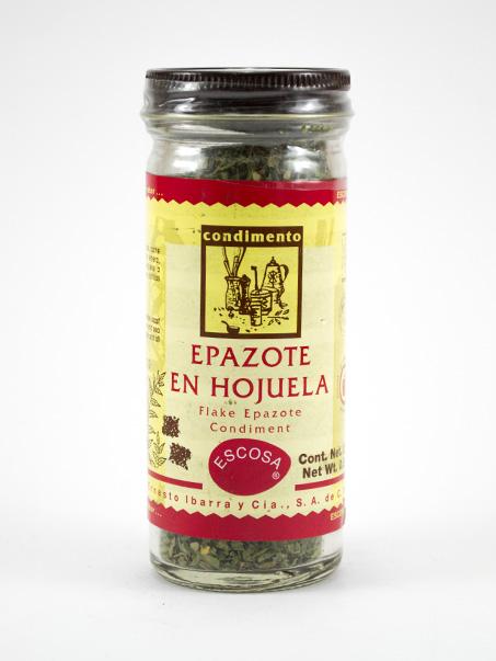 Epazote en Hojuela
