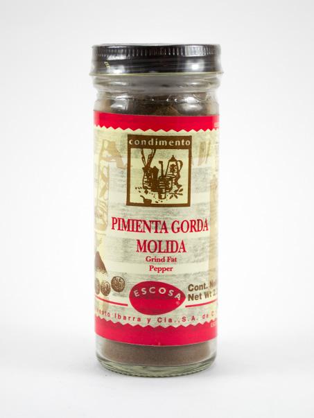 Pimienta Gorda Molida
