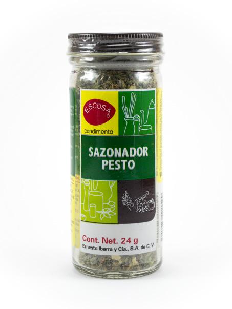 Sazonador Pesto
