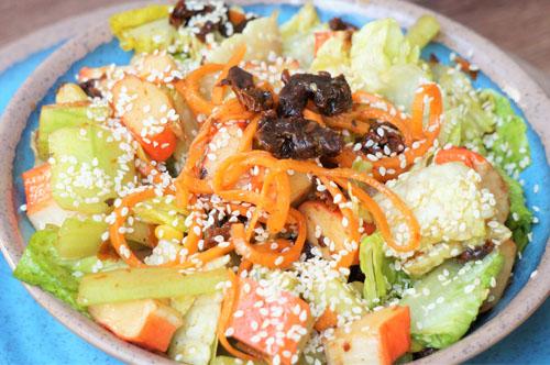 Recetas de cuaresma con surimi